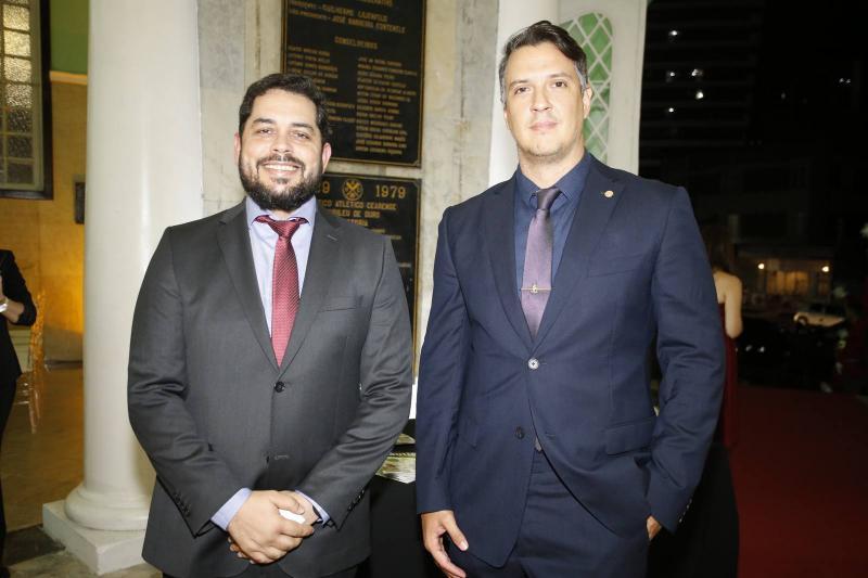 Leonardo Freire e Igor Sanderson