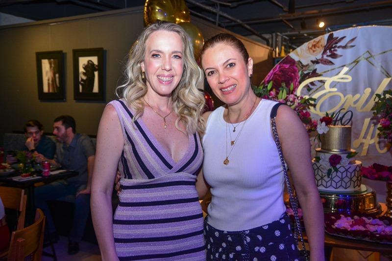 Erika Figueiredo e Manoela Brandao