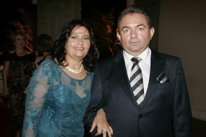 Francisca Maria e Julio Bonfim