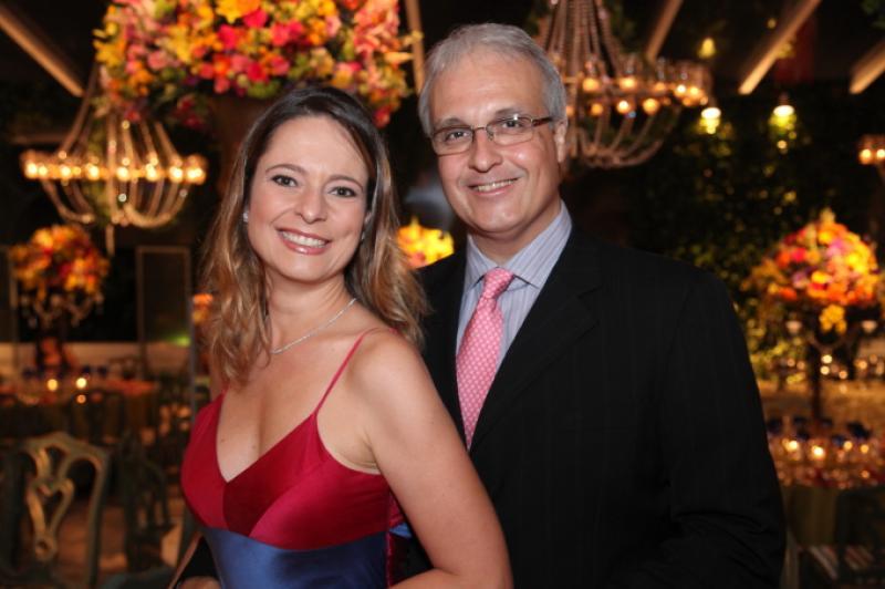 Ana Lucia e Joao Carlos Teixeira