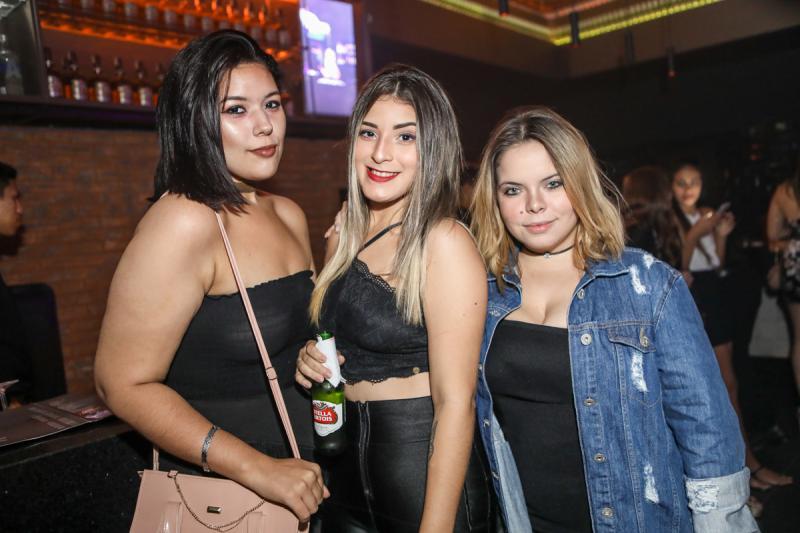 Rose Stefani, Karla Larissa e Carla Rolim