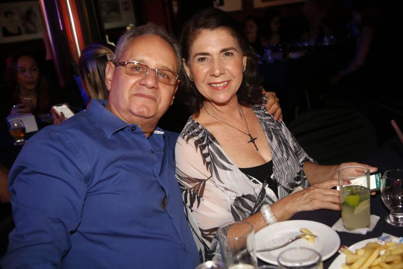 Gerardo Oliveira e Dalva Bueno