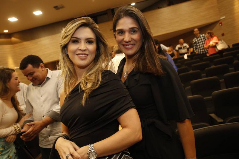 Erika Gomes e Tatiana Diogo