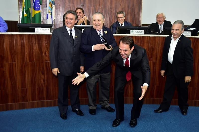 Jose Porto, Idalmir Feitosa, Salmito Filho, Eron Moreira