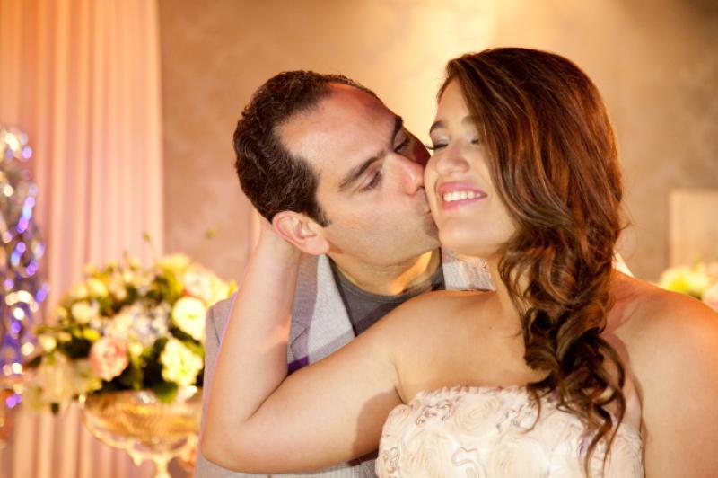Tarso e Amanda Melo