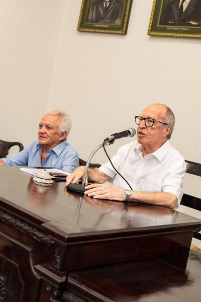 Candido  Couto e Lucio Alcantara