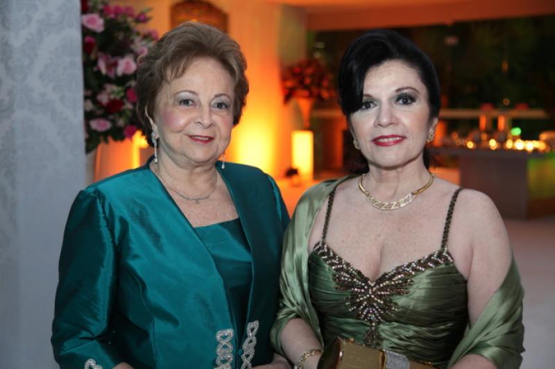 Marileia Brawne e Regina Benevides