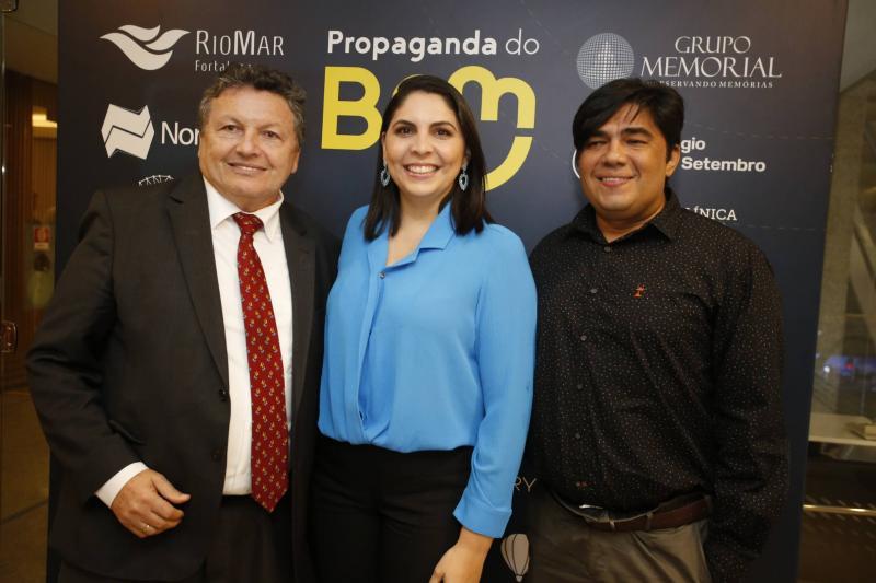 Luiz Meireles, Patricia e Edy Paiva