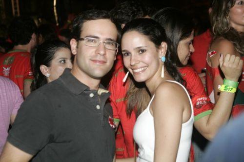 Andre e Lina Pontes