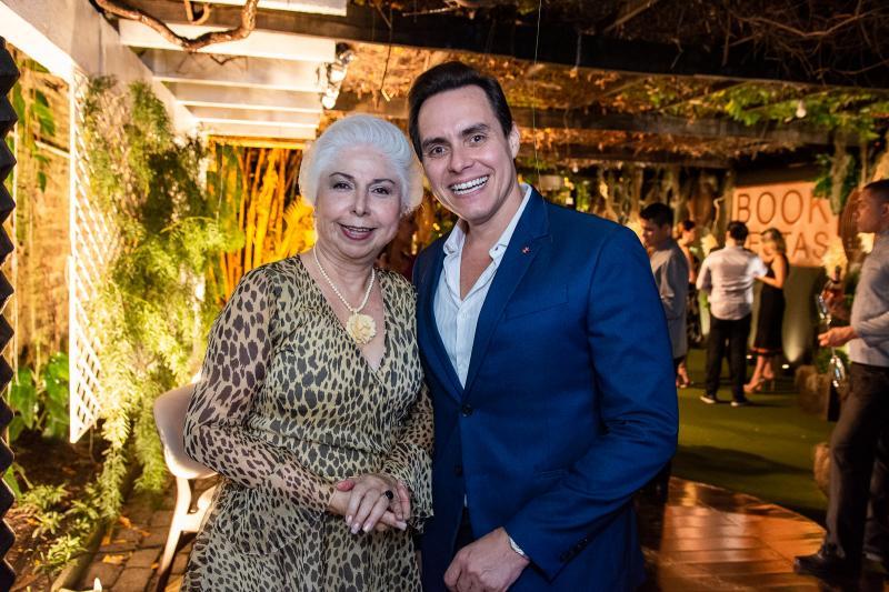 Alodia Guimaraes e Francisco Campelo