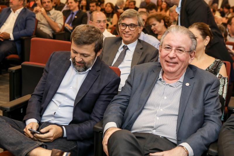Elcio Batista, Cid Alves e Ricardo Cavalcante