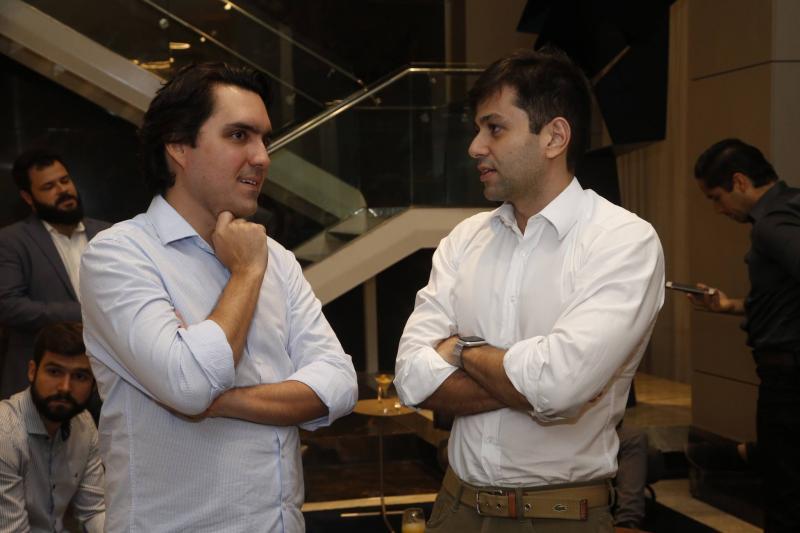 Fernando Castelo Branco e Thiago Corsino