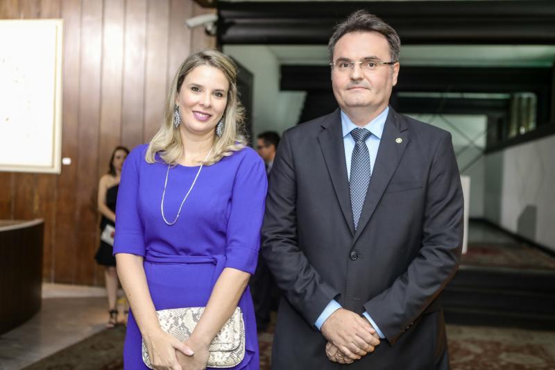 Mariana Lobo e Leonardo Moura