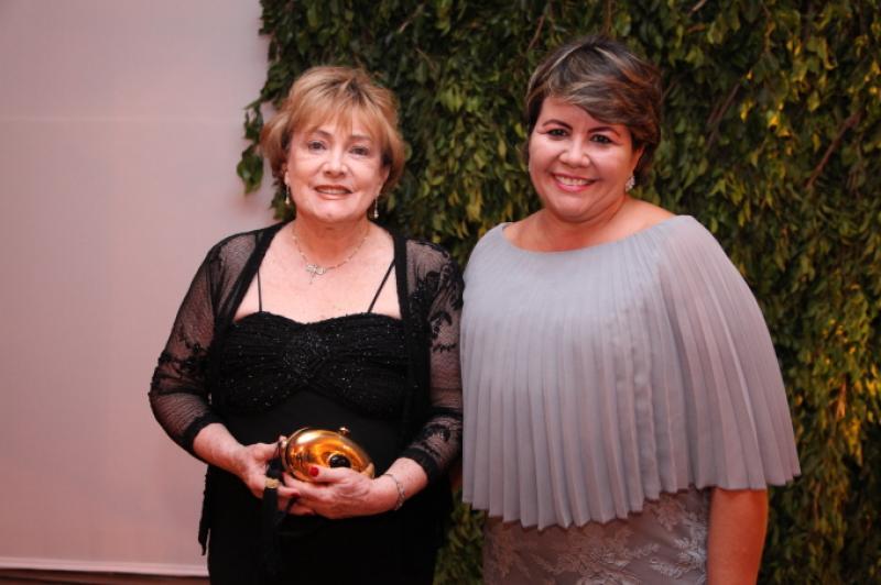 Ines Albuquerque e Iavana Castro