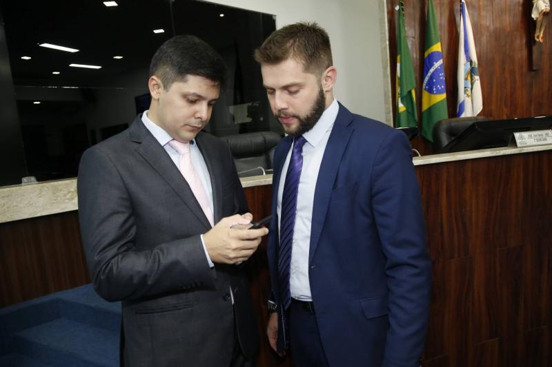 Daniel Rios e Victor Pedroza