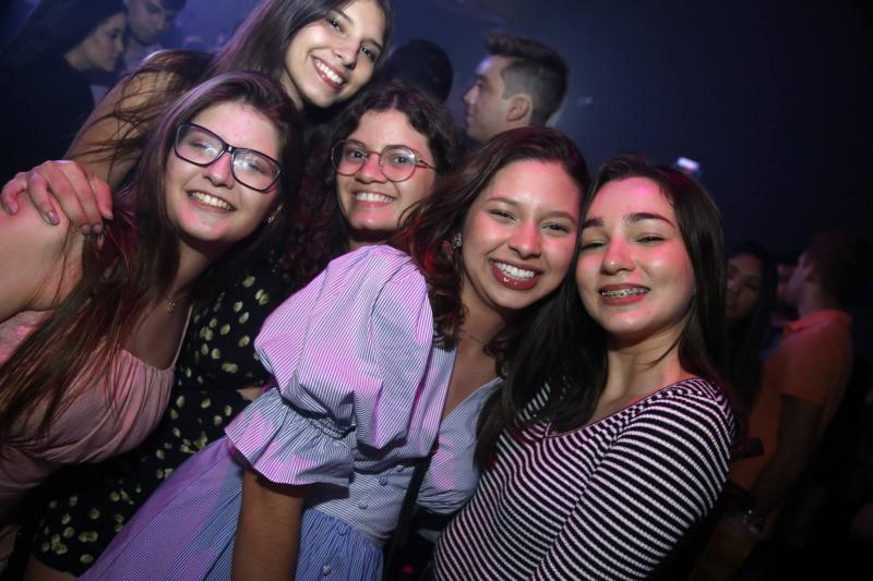 Natalia Almeida, Leticia Isla, Sandra Pordeus e Samara de Castro