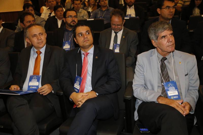 Evaldo Lima, Gardel Rolim e Coronel Benicio