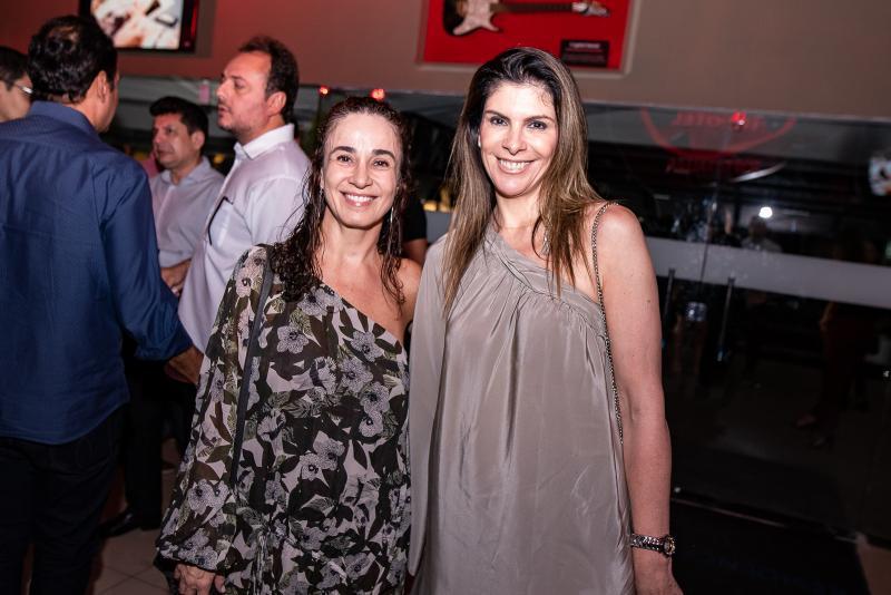 Patrícia Carvalhedo e Andréa Reis