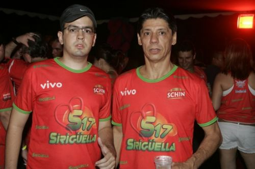 Ailson Pianco e Rafael Abrantes