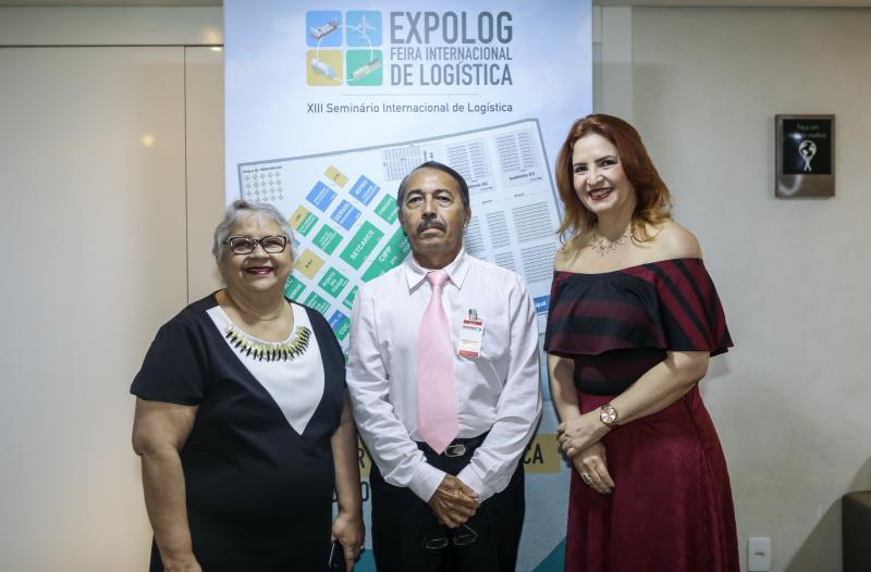 Gloria Ribeiro, Cid Brasileiro e Enid Camara