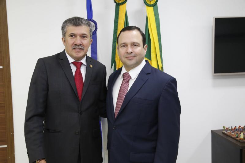 Antonio Henrique e Igor Barroso 2