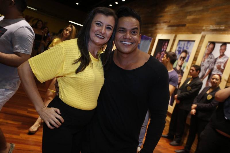 Sandra Bezerra e Netinho Rodrigues
