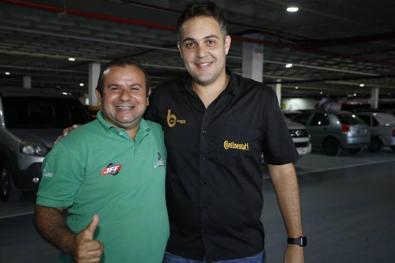 Chagas Alves e Bruno Bastos