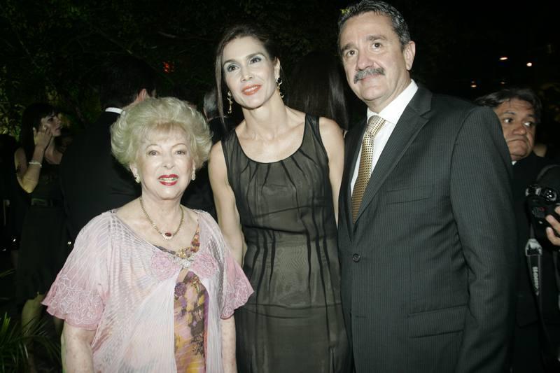 Yolanda Queiroz, Glaucia e Bismarck Maia