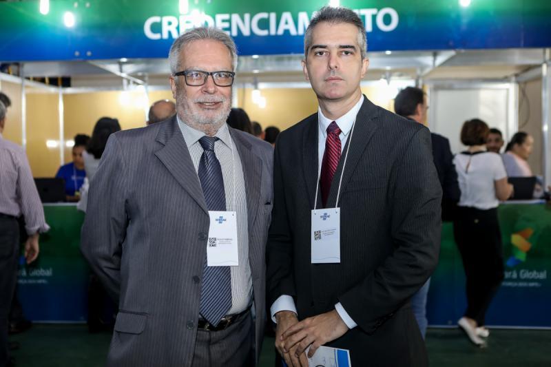 Paulo Fabricio e Eduardo Maguinani