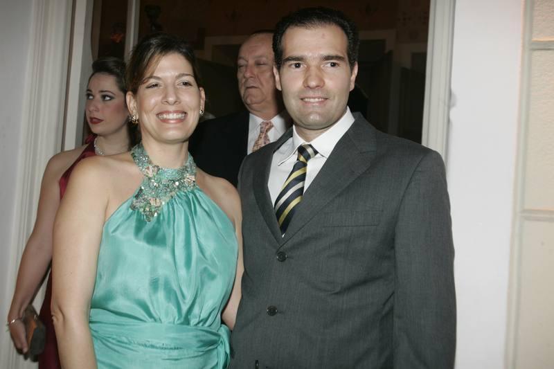 Elisa e Luiz Eduardo Figueiredo