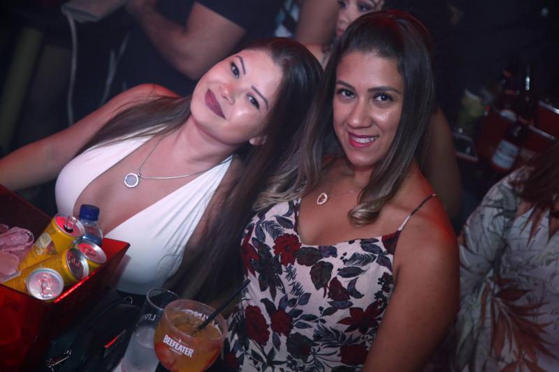 Ariane Fernandes e Nathalia Esmerindo