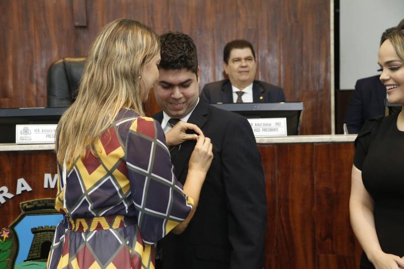 Larissa Gaspar e Mauro Benevides Neto 2