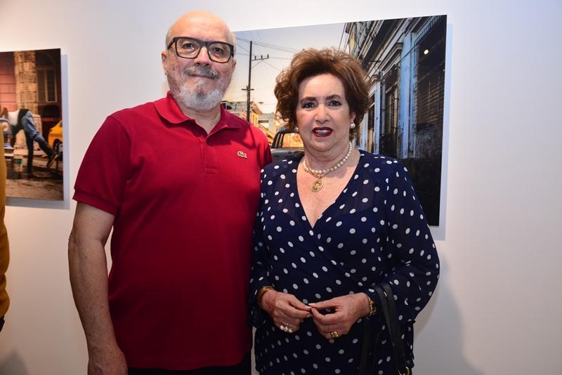 Jose Mesquita e Helena Maria