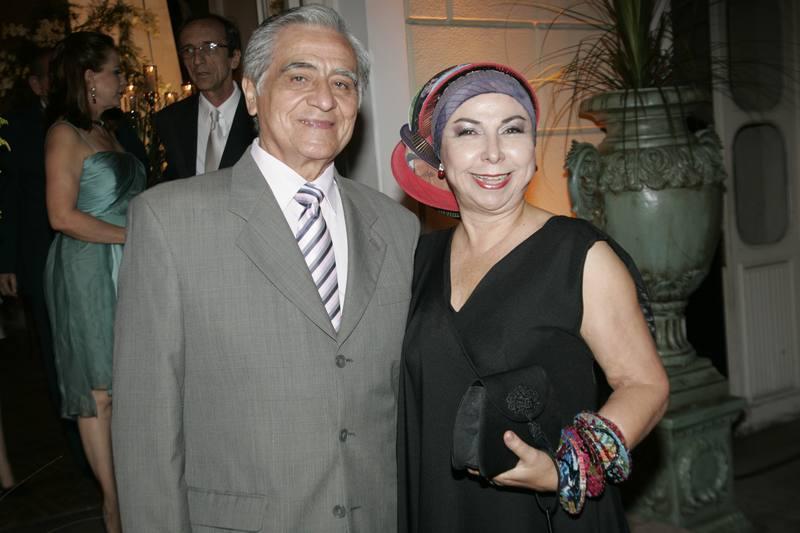 Paulo e Alodia Gumaraes