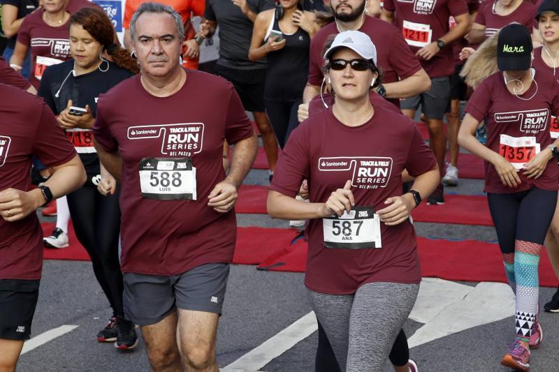 Luis Eduardo Menezes e Manuela Nogueira