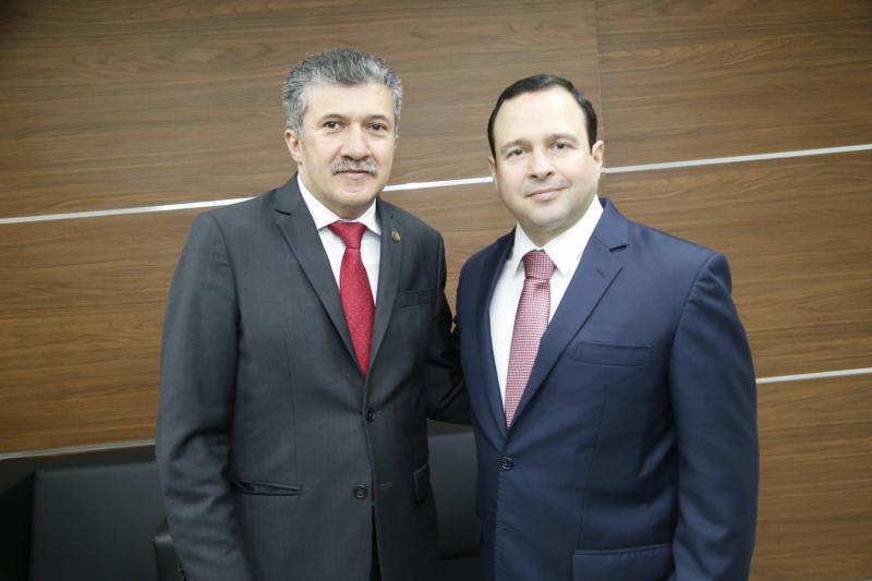 Antonio Henrique e Igor Barroso 1