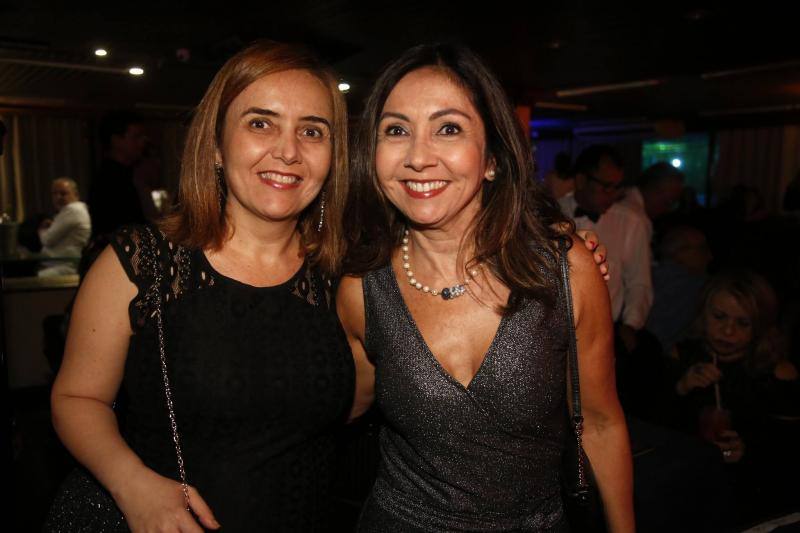 Beatriz e Carmelita Nobre