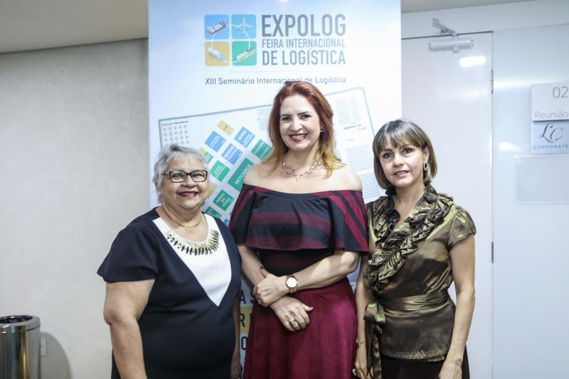 Gloria Ribeiro, Enid Camara e Circe Jane
