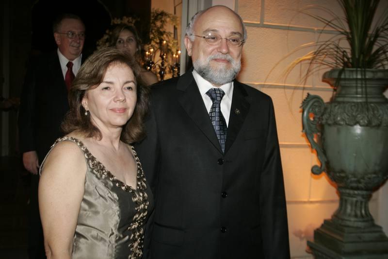 Diana Rocha e Jose Renato