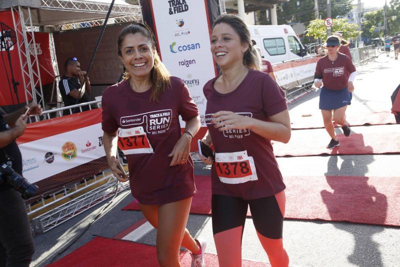 Luciana Lopes e Carol Recamonde 2