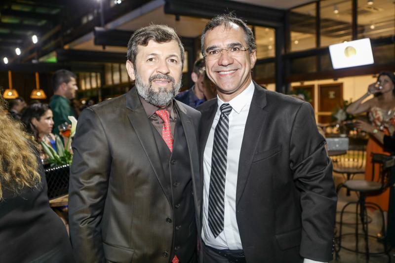 Elcio Batista e Eduardo Neves