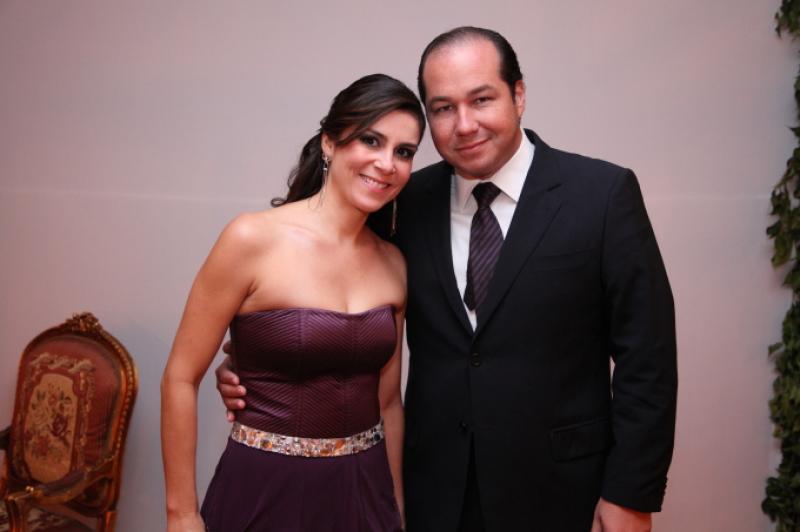 Laura e Joaquin Araujo