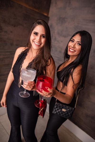 Vanessa Santos e  Patricia Felix