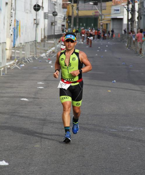 Erick Ironman corrida 2