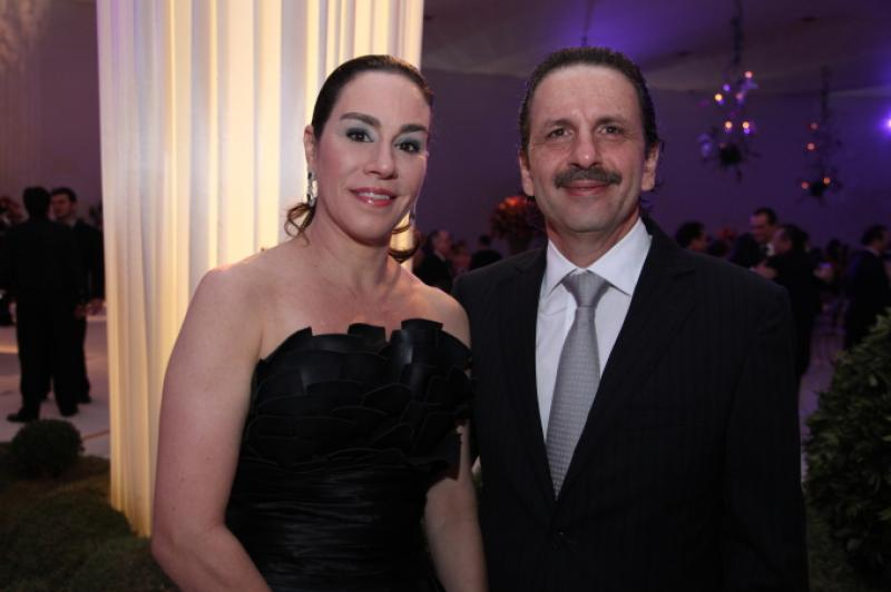 Cristine e Pedro ary