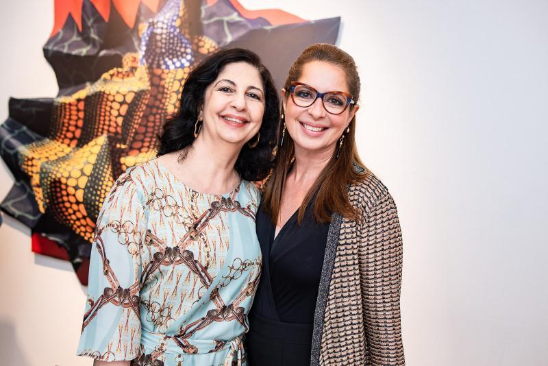 Ana Maria Jereissati e Marcia Andrea