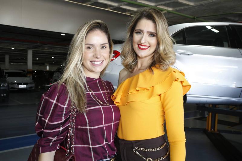 Thyane Oliveira e Rebeca Bastos 2