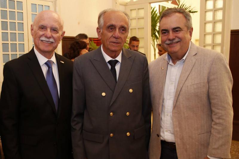Freitas Cordeiro, Joao Guimaraes e Assis Cavalcante