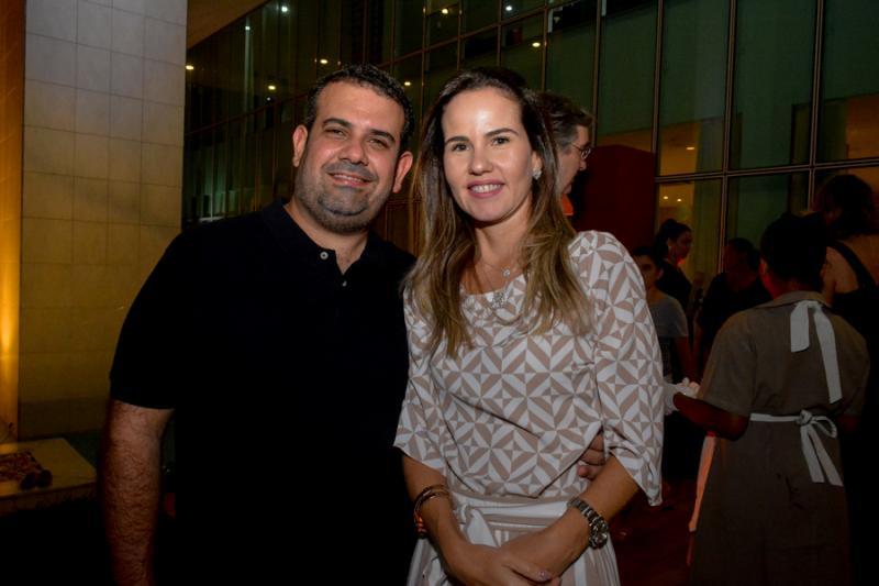 Claudio e Ediane Camara