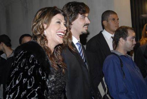 Alicinha Cavalcanti e Rodrigo Biondi.